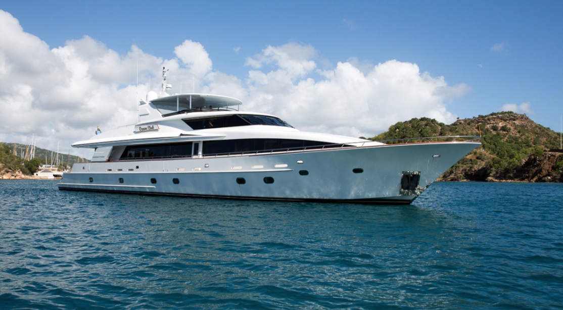 SOLD – 120′ Sovereign M/Y