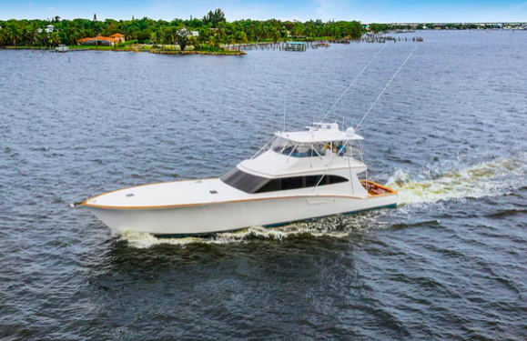 "The Speed & Luxury of the 86' Jim Smith ""Sapelo"""